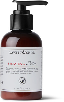 Lavett & Chin - Shaving Lotion, 118ml - Men
