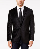 Ryan Seacrest Distinction Men's Slim-Fit Black Paisley Evening Jacket, Only at Macy's