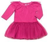 Infant Girl's Monica + Andy Little Belle Tulle Skirt Dress