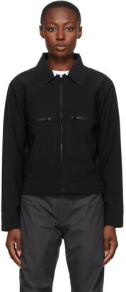 GR10K Black Bonded Jacket