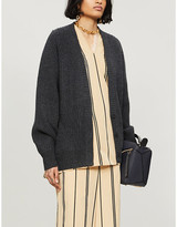 Le Kasha Classic relaxed-fit cashmere cardigan