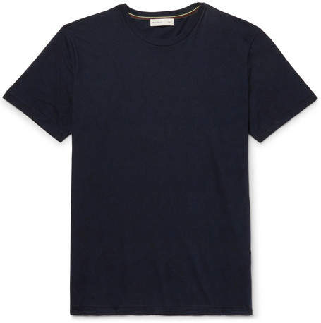 Etro Printed Cotton-Jersey T-Shirt