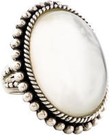 Stephen Dweck Rock Crystal Cocktail Ring