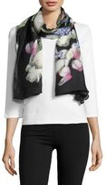Ted Baker Floral Silk Scarf