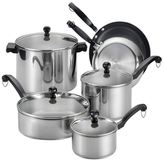 Farberware Classic Series Cookware Set (12 PC)