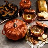Staub Ceramic Pumpkin Cocotte