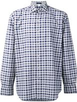 Paul & Shark checked shirt