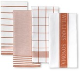 Williams-Sonoma Williams Sonoma Multi-Pack Towels, Pumpkin Orange