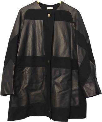 Hermã ̈S HermAs Navy Cashmere Coats