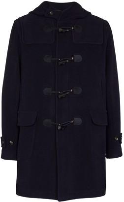 Tagliatore Hooded Duffle Coat