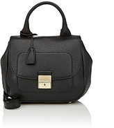 Trussardi WOMEN'S FLAP-FRONT SHOULDER BAG