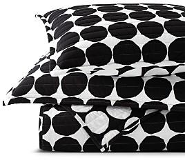 Marimekko Pienet Kivet Quilt Set, Full/Queen