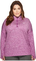 Nike Dry Element 1/2 Zip Running Top Women's Long Sleeve Pullover