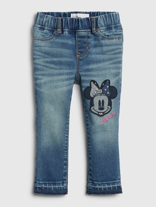 Disney babyGap | Minnie Mouse Pull-On Jeggings
