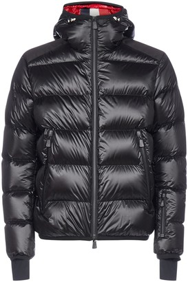 MONCLER GRENOBLE Hintertux Quilted Down Jacket