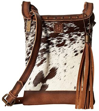 STS Ranchwear The Classic Crossbody (Cowhide) Cross Body Handbags