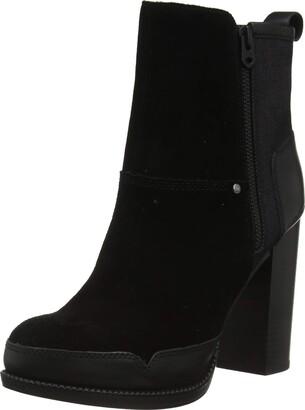G Star Women's Labour Zip High Boots