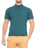 Arc'teryx Accelerator Shirt - Zip Neck, Short Sleeve (For Men)