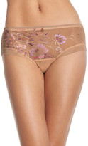 Wacoal Serenity Embroidered Boy Short