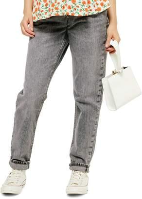 Topshop MATERNITY Mom Jeans 32-Inch Leg