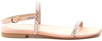 Stuart Weitzman Samarra Flat Sandals
