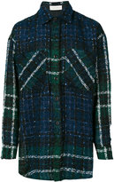Faith Connexion knitted pattern shirt