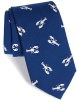 Vineyard Vines Men's Lobster Silk Tie