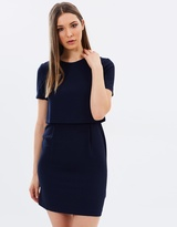 Warehouse Double Layer Dress
