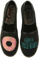 """Circus By Sam Edelman Leni """"Donut Go There"""" Espadrille Flats"""