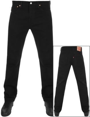 Levi's Levis 501 Original Fit Jeans Black
