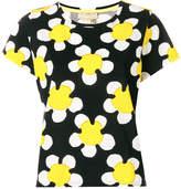 Marc Jacobs daisy print T-shirt