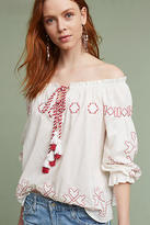 Harlyn Farina Embroidered Blouse