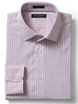 Banana Republic Camden-Fit Non-Iron Mini Checkered Shirt