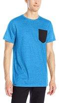 Akademiks Men's Bluez Digital Print T-Shirt