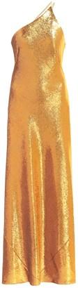 Galvan Gilded Roxy sequined gown