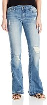 KUT from the Kloth Women's Elena Super Flare Jean In Organize