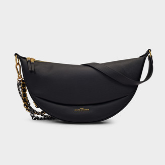 Marc Jacobs The Mini Eclipse Bag In Black Leather