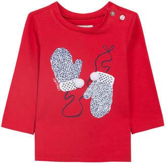 Jean Bourget Mitten Print T-Shirt