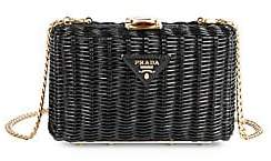 Prada Women's Basket Clutch
