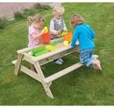 TP Large Picnic Table Sandpit