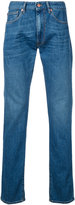 Incotex frayed-hem jeans - men - Cotton/Elastolefin - 30