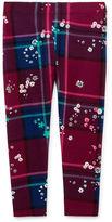 Arizona Holiday Leggings - Preschool Girls 4-6x