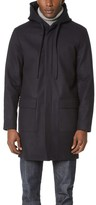Harmony Mathieu Hooded Coat