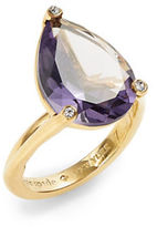 Kate Spade New York Hidden Gems Pear Shape Ring