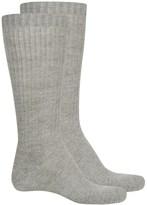 Wrangler RIGGS Workwear® Cotton Rib Work Socks - 2-Pack, Crew (For Men)