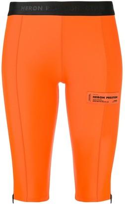 Heron Preston Knee-Length Cycling Shorts