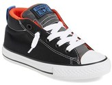 Converse Boy's Chuck Taylor All Star 'Street - Mid' Sneaker