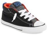 Converse Chuck Taylor ® All Star ® 'Street - Mid' Sneaker (Toddler, Little Kid & Big Kid)