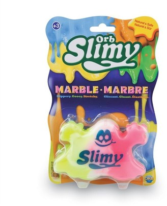 Orb Factory OrbSlimy Marble Yellow/White/Pink