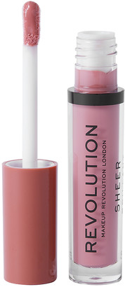 Makeup Revolution Sheer Lip Icon 135